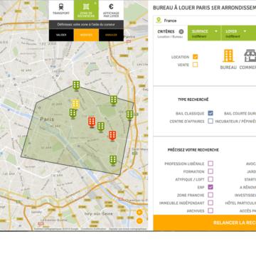 Géolocaux: un espace dédié à la vente et la location de biens immobilier pour les professionnel