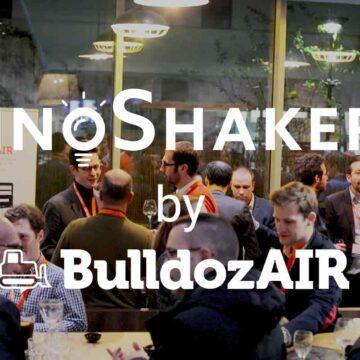 InnoShakers par BulldozAIR : Favoriser l'innovation dans le secteur du bâtiment