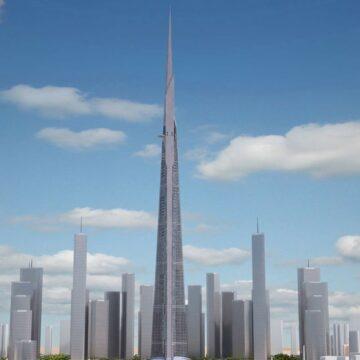 Jeddah Tower: el primer rascacielos de 1000 metros