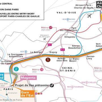 El CDG Express: llevando el Aeropuerto Charles de Gaulle a nuevas alturas