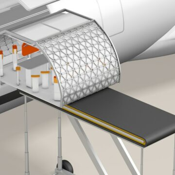 Transpose: Airbus takes modules to the sky