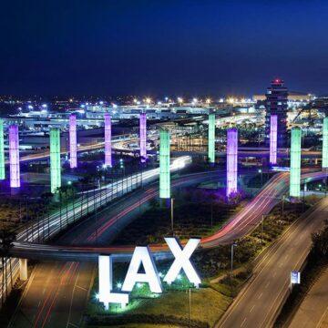 Transformando el LAX en un aeropuerto de nivel mundial